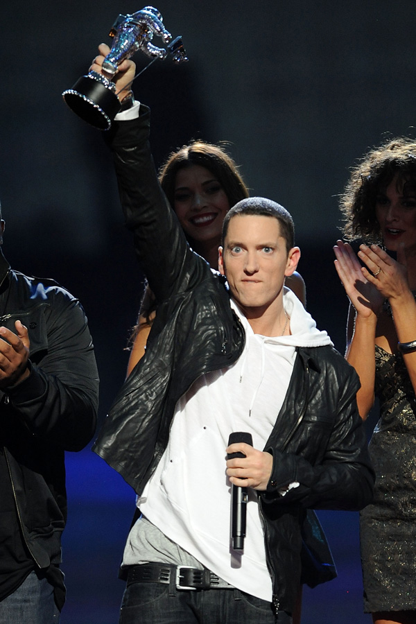 Eminem, Video Music Awards, Marshall, Rihanna, Love The Way You Lie, Mtv