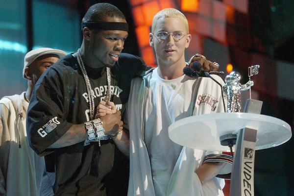 50 cent , Eminem , Street King
