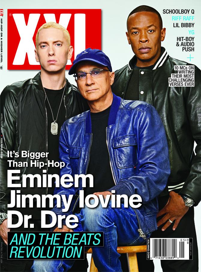 Eminem, XXL, Slaughterhouse, Yelawolf